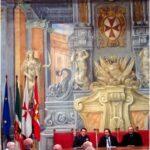 Conferenza nella sala dei Dodici (Pisa)
